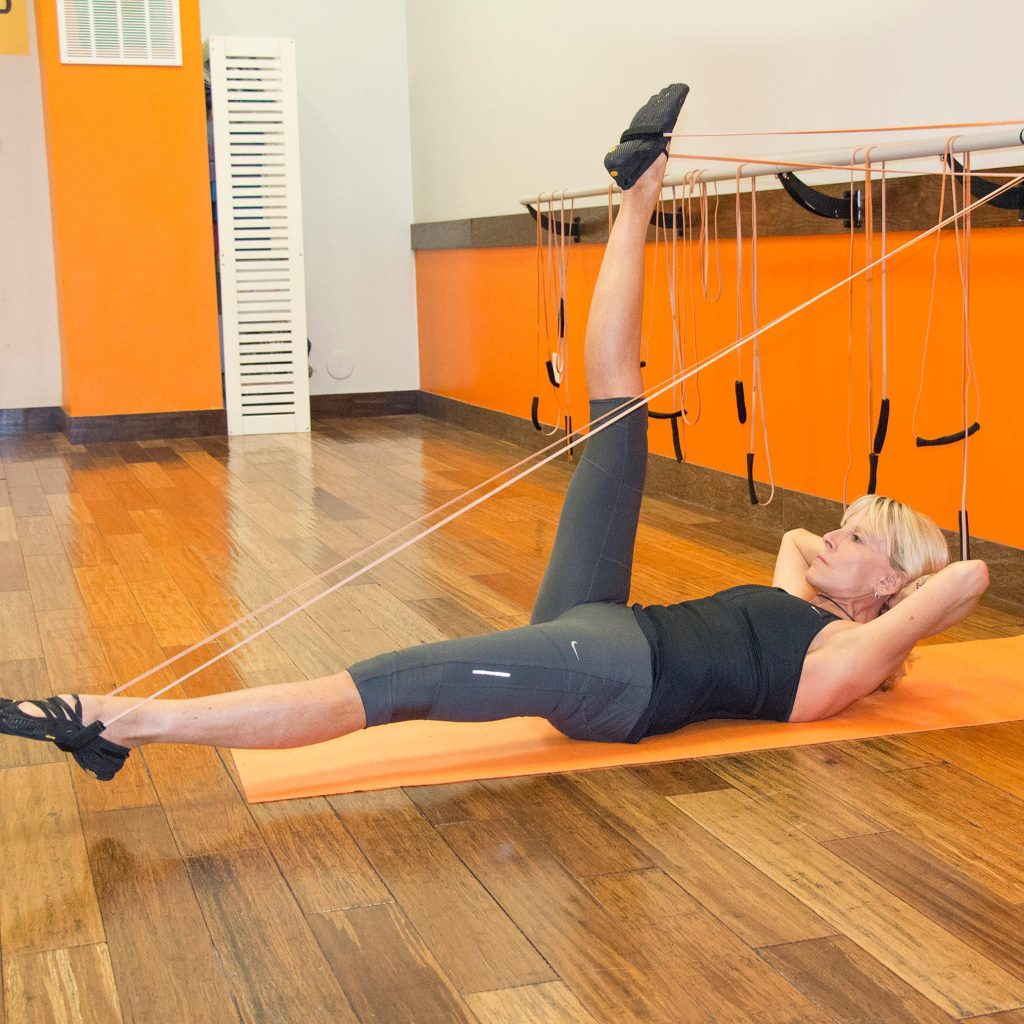 Barre Bands in Yoga and Pilates Classes - Applied ...